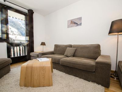 Photo for Residence Champraz - Grands Mulets - 2 room flat for 4 people