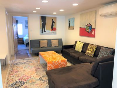 Photo for Off Bedford L Williamsburg huge best location 2Br room to breathe & relax