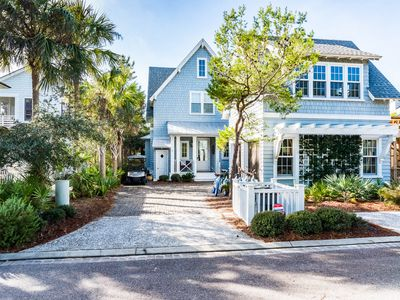 Photo for Executive Access Home! Watersound Beach Club Access! Golf Cart!
