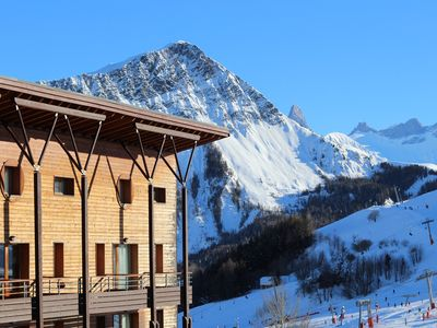 Photo for Le Corbier - ski rental - Appt any comfort 6P ski with the feet