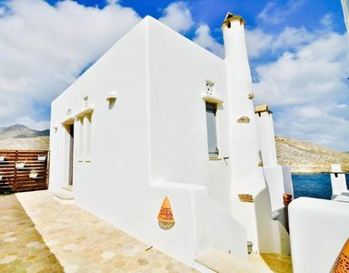 Photo for 3BR Villa Vacation Rental in Tinos