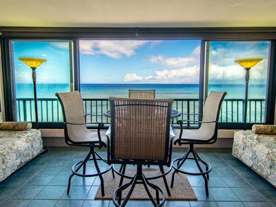 Photo for My Perfect Stays: Stunning Ocean Views- Turtles Swim Below! Great Maui Location!