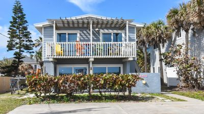 Photo for Oceanfront House (Downstairs) 2 bed/ 2 bath