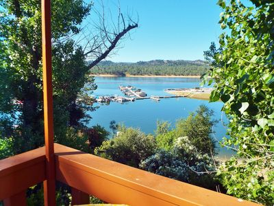 Photo for Lakfront home Alice's Wonderland- Meander down to the private dock