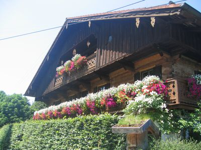 Photo for Old house - new walls: large 4 star **** apartment built in the old farmhouse 1666