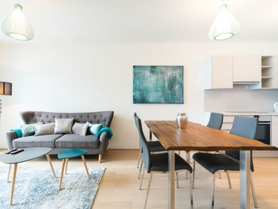 Photo for Vienna Residence | Spacious apartment for up to 4 guests directly at the U4