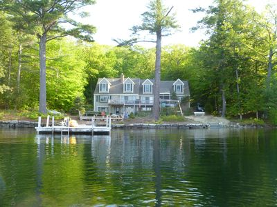 Photo for Impressive Waterfront vacation home for extended families