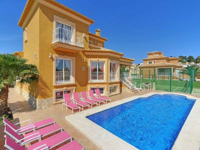 Photo for Villa Destino Calp High Quality Villa