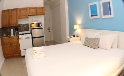 Photo for Design Suites Hollywood Beach 437 - One Bedroom Apartment, Sleeps 2