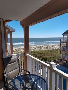 Photo for 2BR Oceanfront Condo Only 3 Night Min Summer Season
