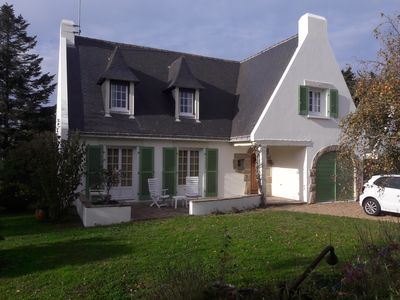 Photo for La Baule - Le pouliguen Real family house at 400m from the beach of Nau