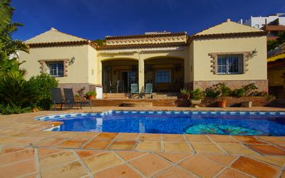Photo for Villa With Private Pool, Free WiFi, English Tv Channels And Mountain Views
