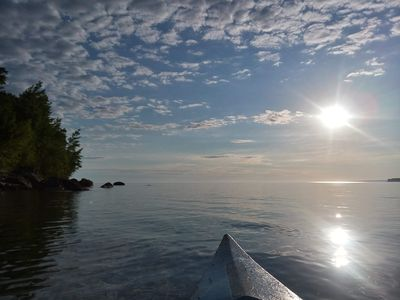 Spacious 4 bedroom 2 full bath Lake House on Lake Superior  for up to 8 people
