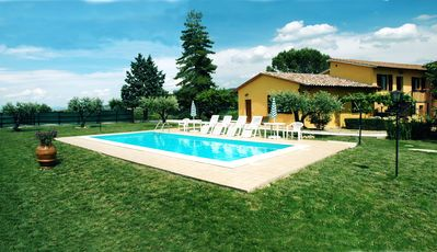 Photo for Casale Il Colle: Private Villa  just 15 minutes far from Assisi