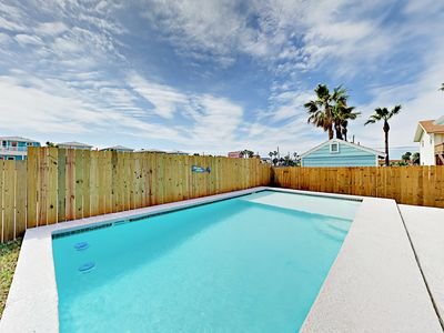 Photo for PRIVATE POOL!!!  Endless Summer is a brand new 3/3 just blocks from the beach!!
