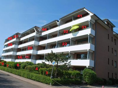 Photo for nb16 Haus Nordseeblick Apartment 16 - Haus Nordseeblick Apartment 16