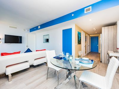 Photo for Midtown Miami-Best Furnished Turnkey Luxury Condo overlooking Resort Pool-Cool