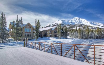Photo for Luxury Ski-in/Out Cowboy Heaven Condo, Stunning Scenery Peaks to Valley views