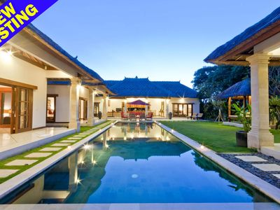 Photo for 5 Bedroom Villa2 in 10 Mins to Seminyak Beach;