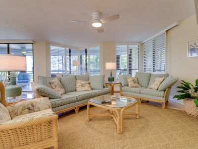 Photo for Pine Cove #204: Stunning Gulf Front Condo & Awesome Location on West Gulf Dr!