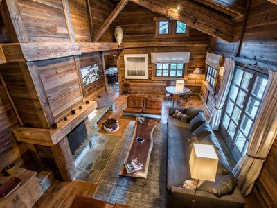 Photo for Charming and cozy atmosphere Chalet in Pralong