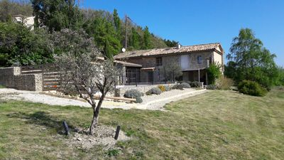 Photo for Independent house in Provence, suitable space for rest and relaxation