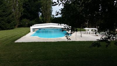 Photo for GITE 2 PERS - HEATED POOL - PONY
