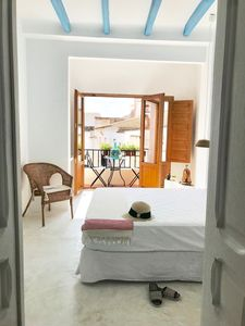 Photo for Beautiful apartment in the Old Town near the sea with a private garden