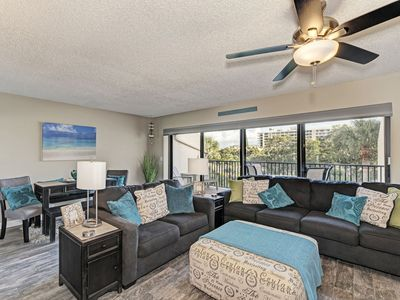 Photo for Spectacular Bayside 733- 3rd floor near pool, Free Cable,Wi-Fi, Central A/C, and Beach Access.