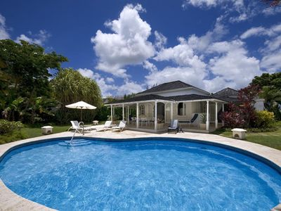 Photo for Coconut Grove 8 - luxury 4 bedroom Villa in Royal Westmoreland - Complimentary Concierge