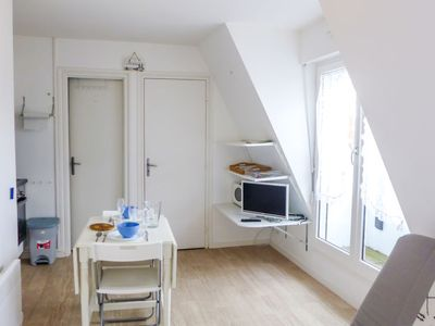 Photo for Apartment Le Deauville in Villers sur mer - 2 persons, 1 bedrooms