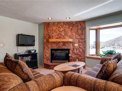 Photo for Short Walk to Park City Mountain with Heated Pool, Hot Tub & Sauna