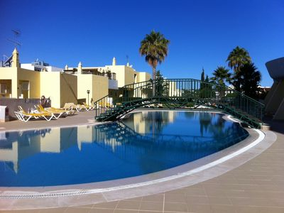 Photo for 1 bedroom apartment with pool, panoramic views