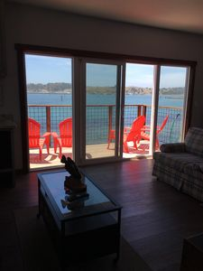Photo for Newly remodeled with modern comforts and coastal charm!