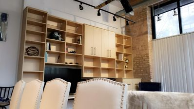 Photo for Beautiful Industrial style Condo
