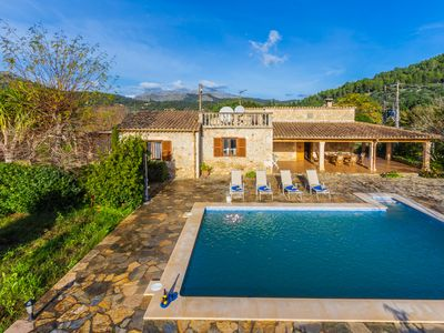 Photo for Villa Granoters - With Pool