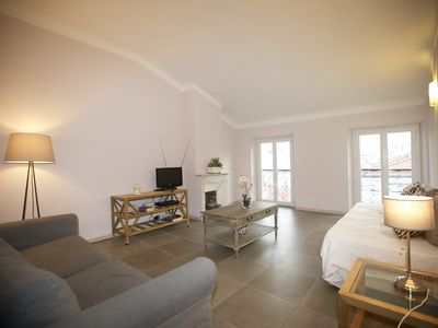 Photo for Spacious 2 bed close to sea in Nice