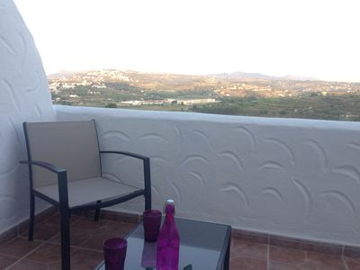 Photo for Nice renovated and quiet apartment with beautiful views