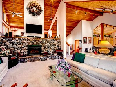 Photo for NEW! Bear Lodge at Northstar on Golf Course,  Views, Shuttle, Resort Amenities