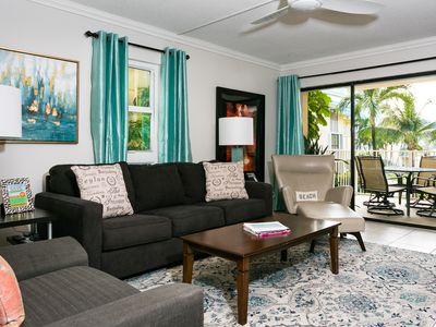 "Photo for New to Rental!  Aug 10-17 SPECIAL! Cayman Reef 60 - 70"" TV, 3 King Beds"