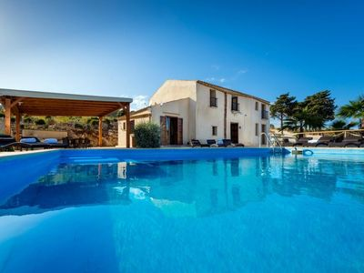 Photo for Vacation home Villa Le Muse in Scopello - 10 persons, 5 bedrooms