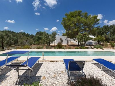 Photo for 738 Trullo wih Pool in San Michele Salentino
