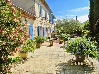 Photo for agri-tourism, between avignon and Mont Ventoux in the heart of Provence