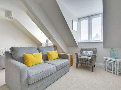 Photo for Apartment Once Upon A Tide  in Tenby, Wales - 2 persons, 1 bedroom
