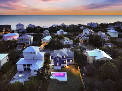 Photo for 30A Home w/ Gulf Views & Brand New Private Pool!