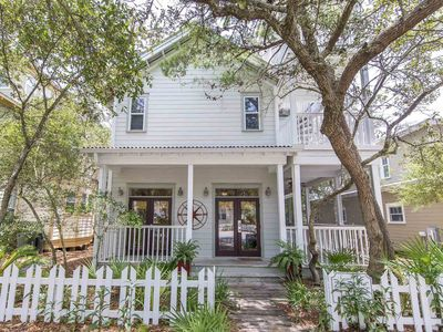 Photo for Only One Block to Beach! Terrific Rates on this Home in 30A!