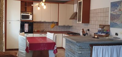 Photo for Maison du peintre. Beautiful Apartment for rent (5 minutes from Aosta)