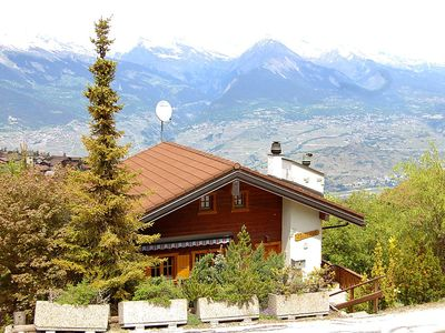 Photo for House in the center of Nendaz with Parking, Internet, Washing machine, Balcony (37573)