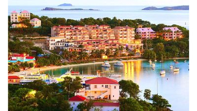 Grande Bay Resort is the perfect place to stay on St John