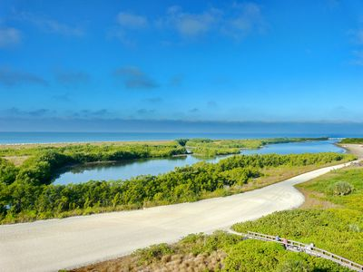 Photo for Beachfront condo w/ heated pool & dazzling panoramic ocean view